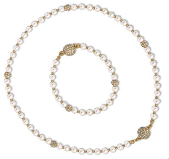 Sweet caroline necklace & bracelet