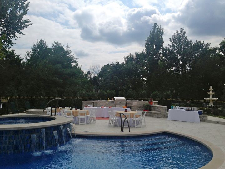Relax by our pool