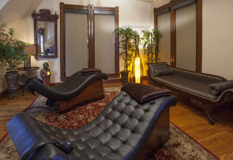 Relax in our spa