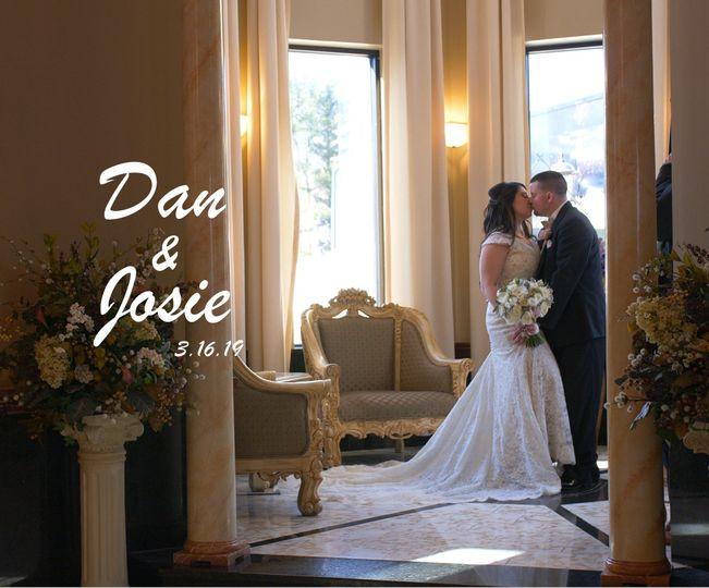 Dan & Josie DVD Cover