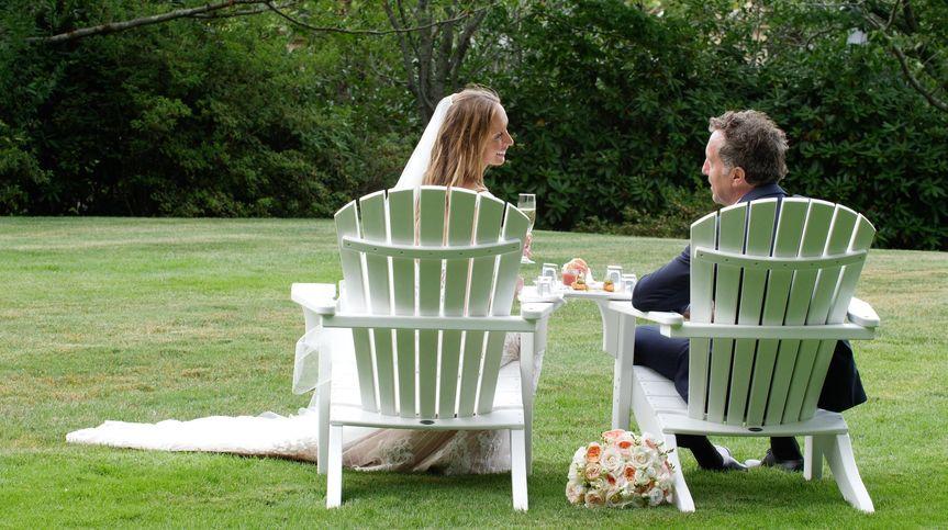 Beautiful RI Wedding