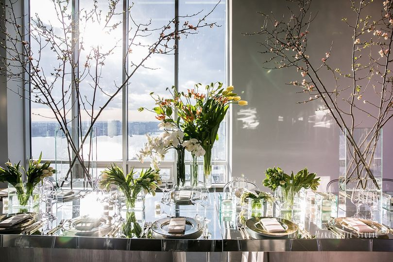 Tablescape at Glasshouse