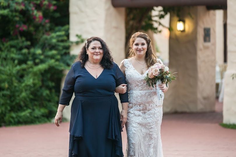 Mother of the bride Glam