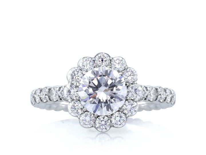 Tmx 1437775452552 Le Bouquet Ring San Diego wedding jewelry