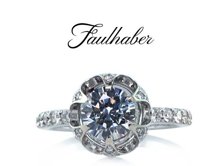 Tmx 1454009794021 Faulhaber Lotus Engagement Ring San Diego wedding jewelry