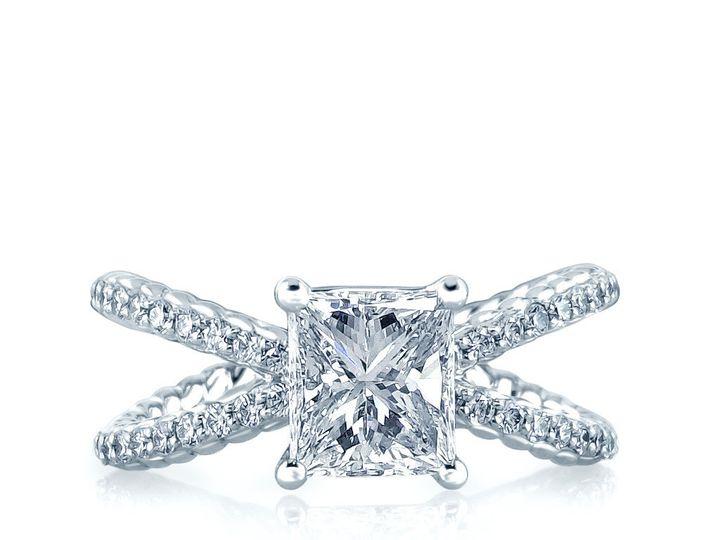 Tmx 1454009978668 Criss Cross Cable1024x1024 San Diego wedding jewelry