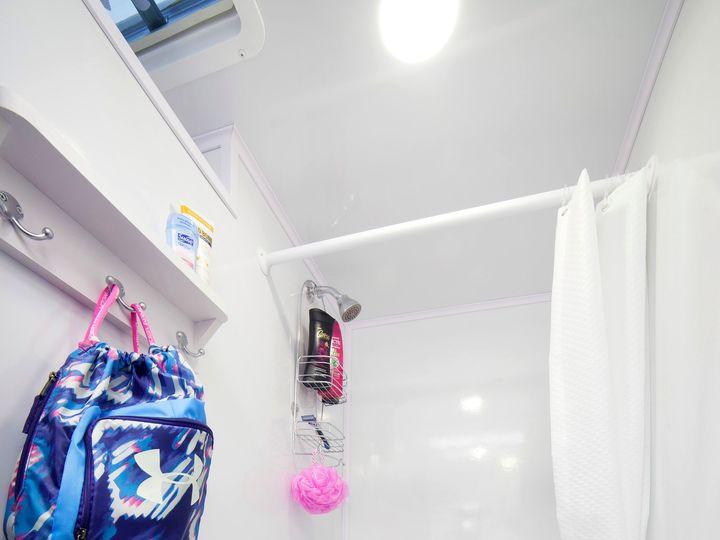 Tmx 1476317882176 28 Shower Trailer Interior Staged Woman Mike Daile Livermore, California wedding rental