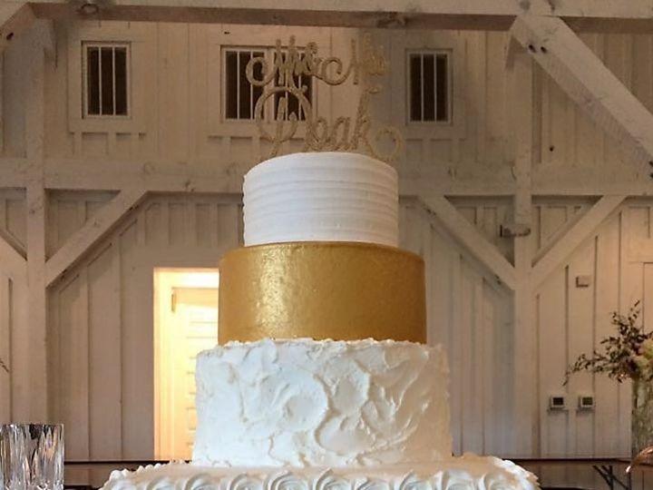 Tmx Wedding Cake By Mrs Lauras Cake 51 757905 159401552330439 Bixby, OK wedding planner