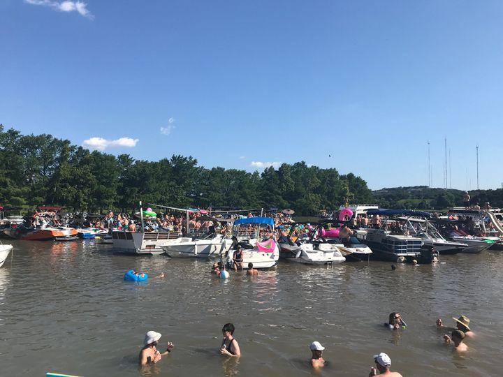 Party Cove (Lake Austin)