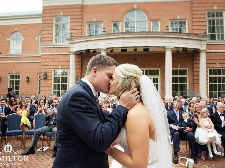 Tmx 1533066312 E3fa3f575ad4983f 1533066311 8fe84a99ef268f9b 1533066308092 2 Epic First Kiss We Chantilly, VA wedding venue
