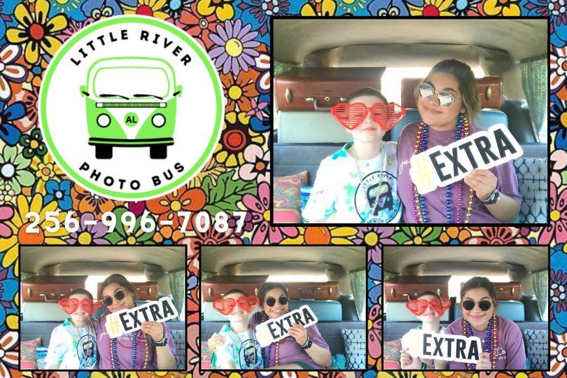 Fun in the bus!