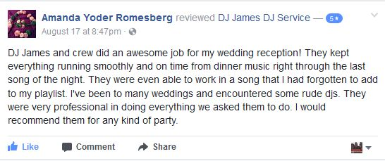 Tmx Capture 51 551015 Johnstown wedding dj