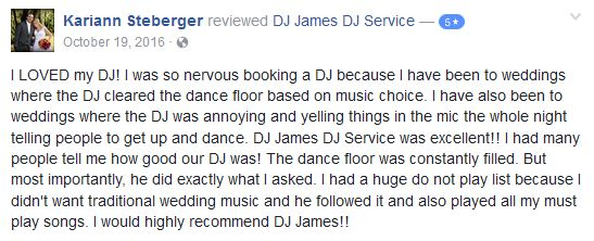 Tmx Review000 51 551015 Johnstown wedding dj