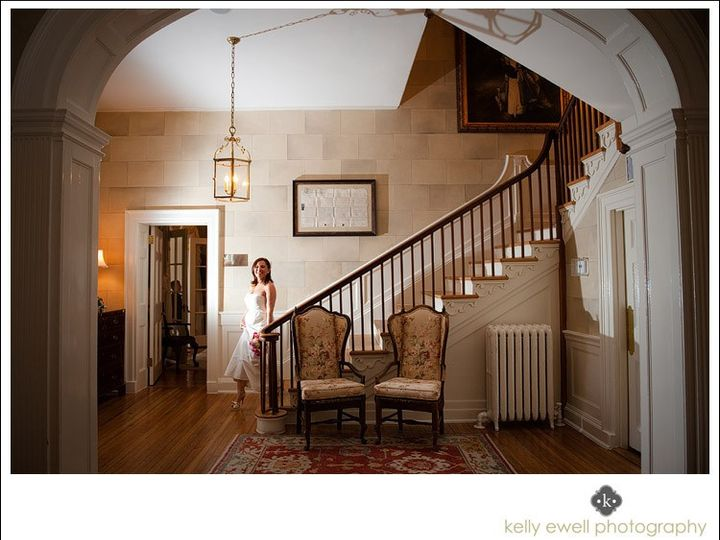 Tmx Manor Foyer Stairs 51 23015 158827038645412 Ashburn, VA wedding venue