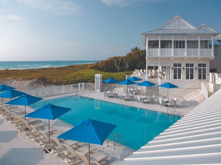 Tmx 1419886539773 Beach Club   Side View Delray Beach, Florida wedding venue