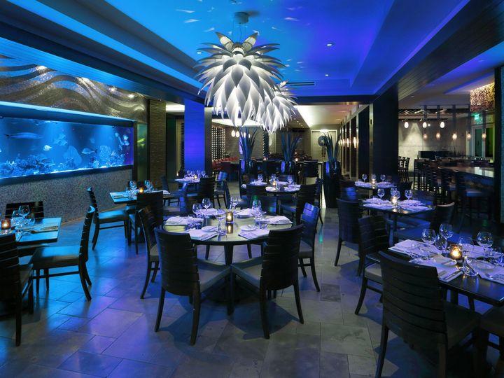 Tmx 1419888901052 Diningroomblue Delray Beach, Florida wedding venue