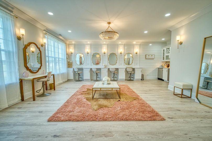 Bridal Room at The Mimosa