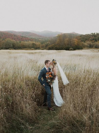 Adirondack Autumn Wedding