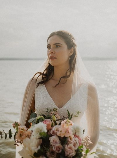 Sunny September Bride