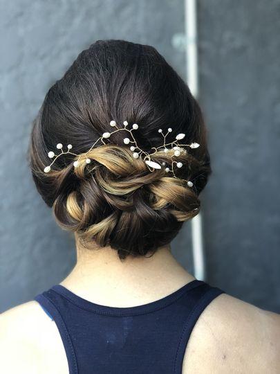Sweet 'N' Dandy Hair Design's