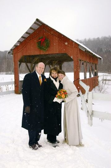 The vermont wedding officiant