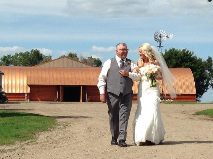 Tmx 1480951676041 Bride  Barn Sterling, ND wedding venue