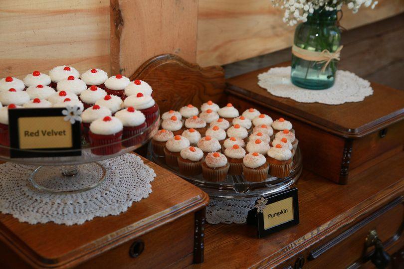 Cupcakes area