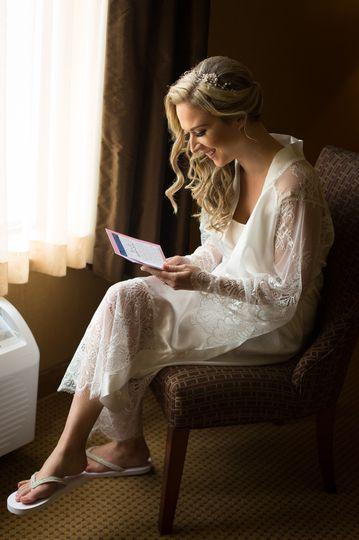 Vow Reading, Wedding