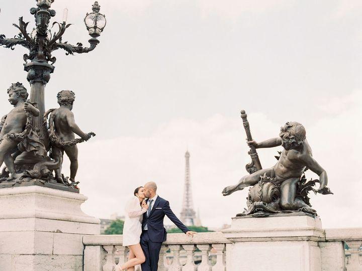 B&D Paris engagement sessions