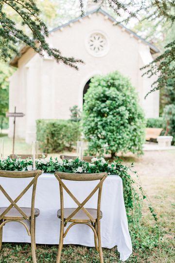 M&M wedding Paris