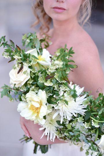 SBEvents wedding bouquet