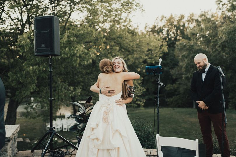 Happy bride | @WeAreTheRowlands