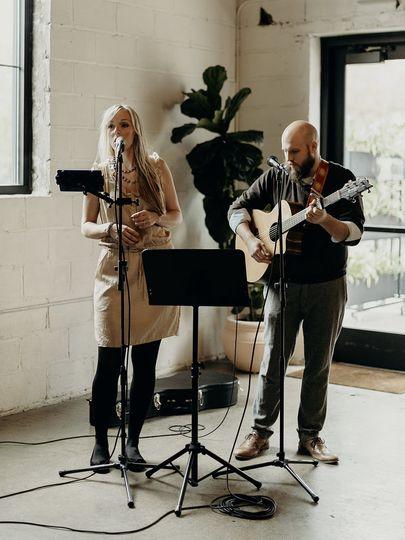 Wedding musicians | PAIKKA Mpls / Sarah Ascanio