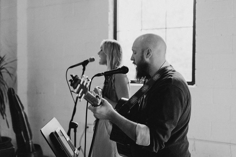 Duet of vocals