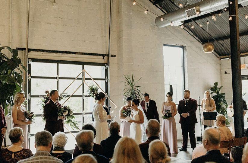 Ceremony proper | PAIKKA Mpls / Sarah Ascanio