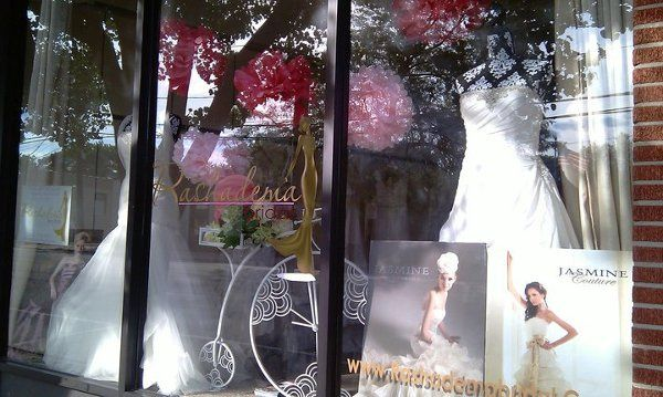 Tmx 1313789825952 GrandOpenWindow Baldwin wedding dress