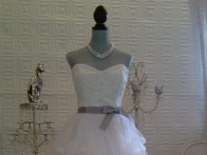 Tmx 1313789859452 EPrincessTulle Baldwin wedding dress
