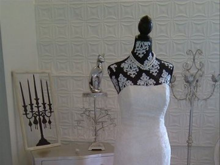 Tmx 1313789969452 FloralSparkleNotes Baldwin wedding dress