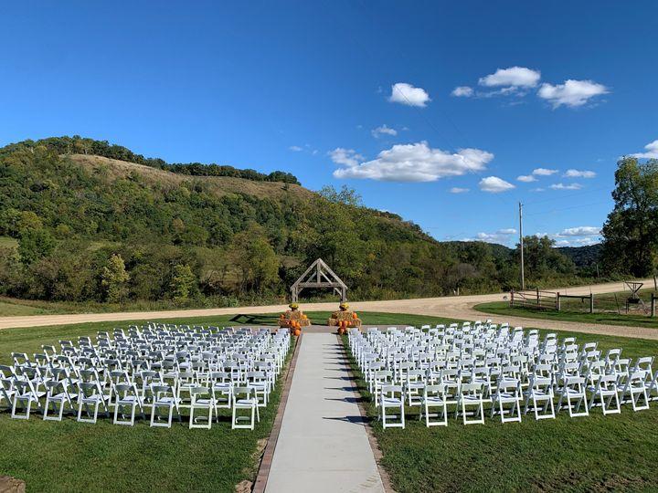 Tmx Ceramony Area 1 51 986015 160375448958866 Houston, MN wedding venue