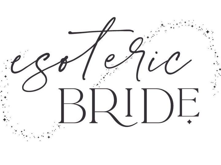 Tmx Esoteric Bride Main Logo Copy 51 1986015 160504204455149 Los Angeles, CA wedding planner