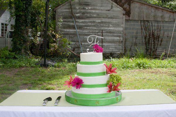 Tmx 1309285311145 IMG1855 Raleigh wedding cake