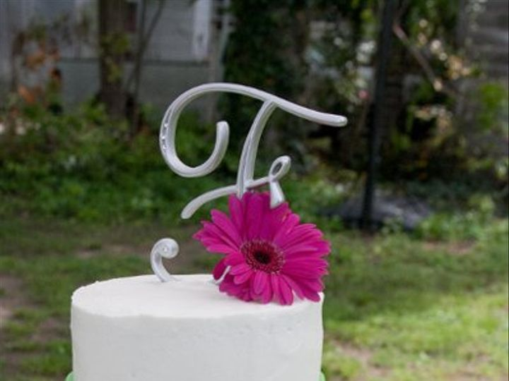 Tmx 1309285388084 IMG1858 Raleigh wedding cake