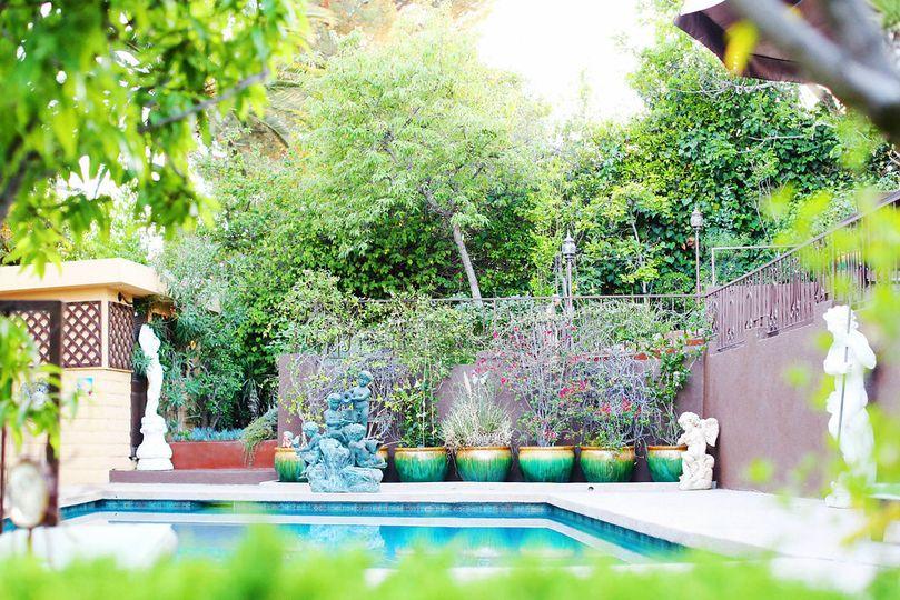 Garden Villa Events Venue Los Angeles Ca Weddingwire