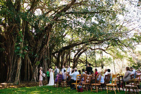 Flamingo Gardens Venue Davie Fl Weddingwire