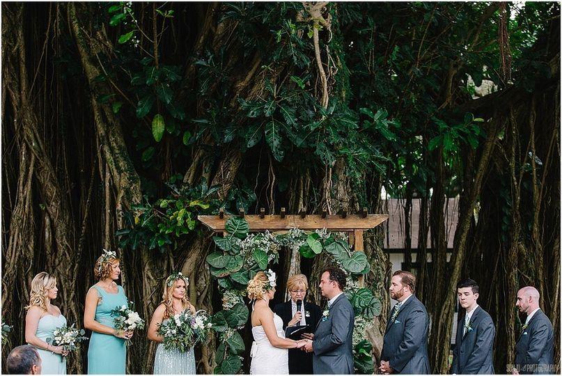 flamingo gardens wedding photographer laura shaun