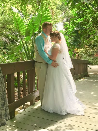 Flamingo Gardens Wedding