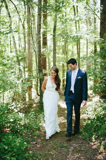 Kinter-Nangle Wedding 2015 at Timberlake Earth Sanctuary. MorningWild Photography.
