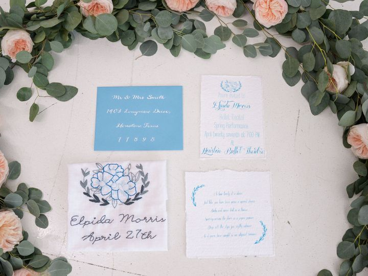 Tmx 1528558326 40c8527b7e0bf88f 1528558324 D5620f3976b8997c 1528558321203 1 DSC 5752 Irving, TX wedding florist