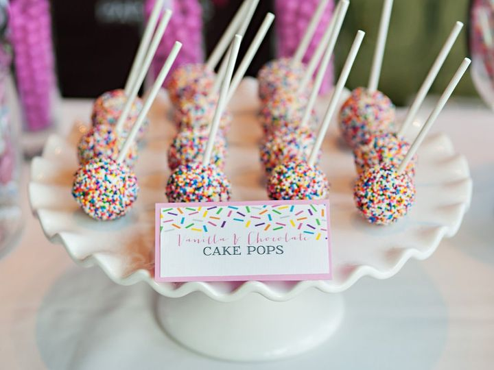 Tmx Rainbow Sprinkle Cake Pops 51 1018015 1571525109 Charleston, SC wedding catering