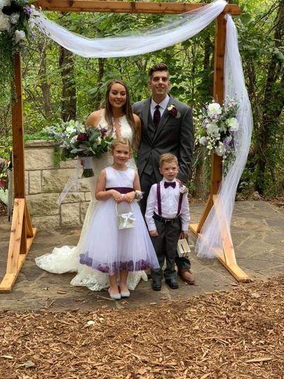 Luke and Allie Harris 2019